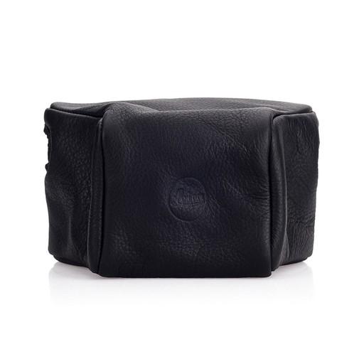 Case: Leather Pouch Black Short M10