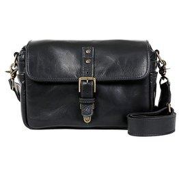 ONA: Leather Bowery Black Bag