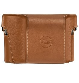Case - Ever Ready Cognac Leather X Vario, X (Typ 113)