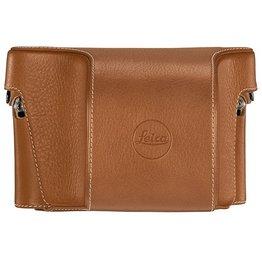 Case - Ever Ready Cognac Leather X Vario, X (Typ 113)