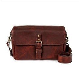 ONA: Bowery Leather Bordeaux Bag