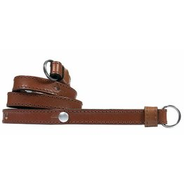 Strap: Traditional Cognac Tanned Leather w/ Neck Pad