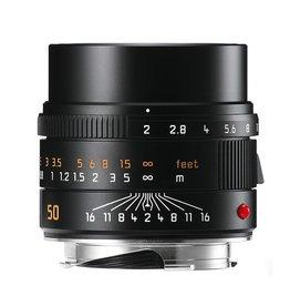 50mm / f2.0 APO ASPH Summicron Black Anodized (E39) (M)