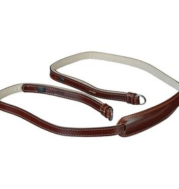 Camera Strap - Leather Brown X, M