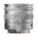 50mm / f1.4 ASPH Summilux Silver (E46) (M)