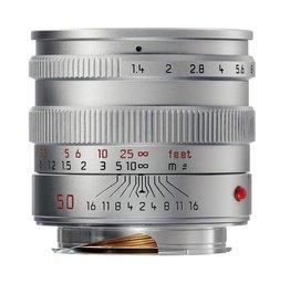 50mm / f1.4 ASPH Summilux Silver (E46) (M)