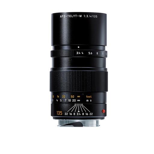 135mm / f3.4 APO Tele (E49) (M)