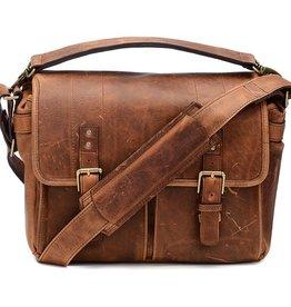 ONA: Prince Street Leather Antique Cognac Bag