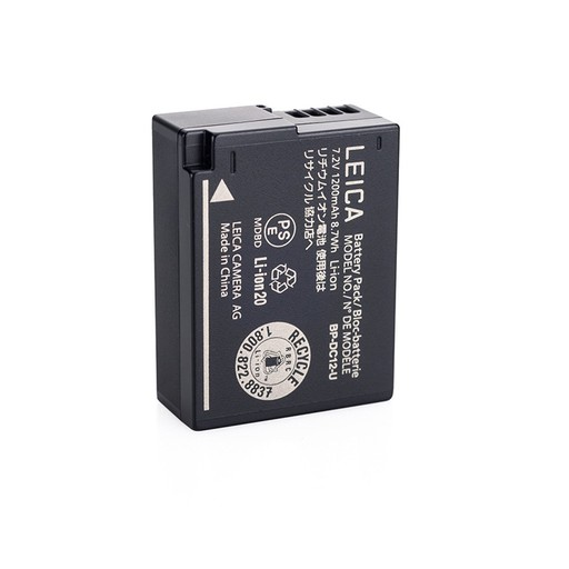 Battery - V-Lux  114 / V-Lux 4 Lithium-Ion (BP-DC12)