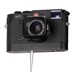 Rapid Manual Film Advance Winder Black Chrome