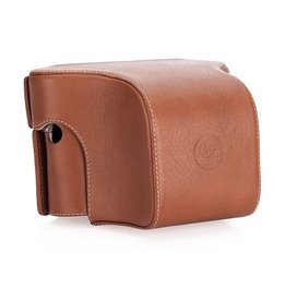 Case - Ever Ready w/Small Front Cognac for M (Typ 240)