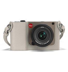 Camera Protector Leather Cemento (TL)