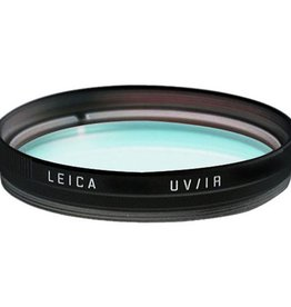 Filter - E55 UVa/IR Filter Black