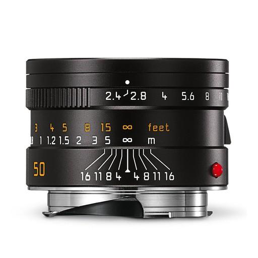 50mm / f2.4 Summarit Black (E46) (M)