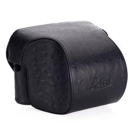 Case - Ever Ready Black Ostrich Look