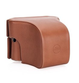 Case: Ever Ready w/Large Front Cognac for M (Typ 240)