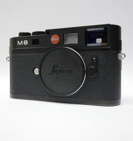 P80-36 Used - Leica M8 w/ Battery and Body Cap *No Charger