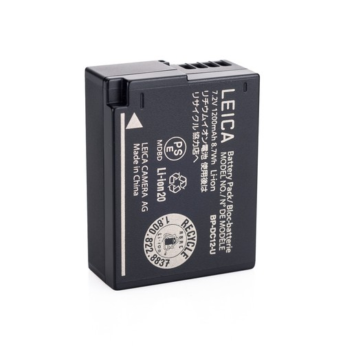 Battery - BP-DC15E-U D-Lux (Typ109)
