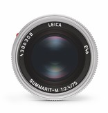 75mm / f2.4 Summarit Silver (E46) (M)