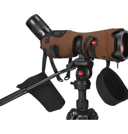 Case/Televid 82 Angled, Brown