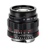 LHSA 50mm / f2.0 APO ASPH Summicron Black Paint (E39) (M)
