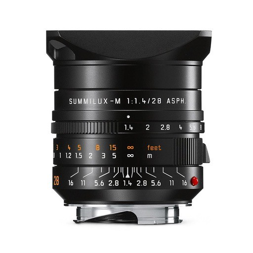 28mm / f1.4 ASPH Summilux (E49) (M)