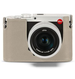 Camera Protector - Leather Cemento Q (Typ 116)
