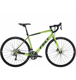 Felt VR40 Matte Acid Green (Black) 54