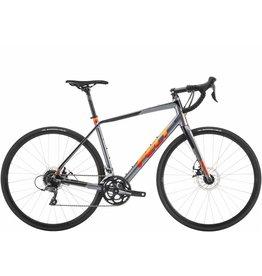 VR60 Charcoal (Black, Orange Fade) 56