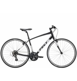 Felt Verza Speed 50 Matte Black (Reflective Silver) 47