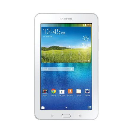 Galaxy Tab E Lite / 7 in / Quad-Core / 8GB ROM /  Android / White /Certified Open Box