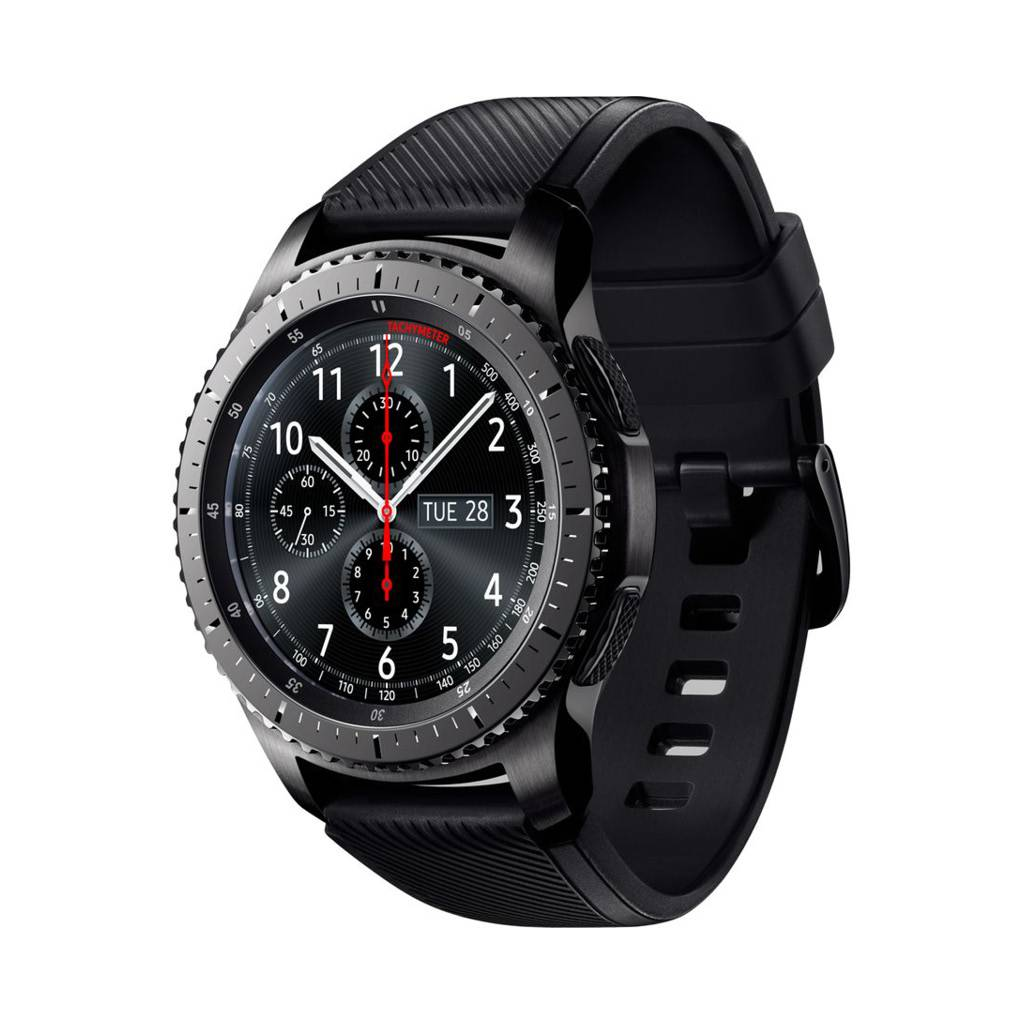 Gear S3 Frontier Smartwatch with Heart Rate Monitor