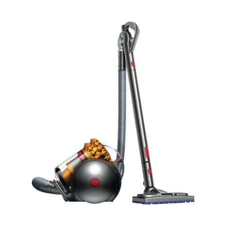Big Ball Canister Vacuum (2 Years Dyson Warranty) Manufacturer Recertified Colors May Very