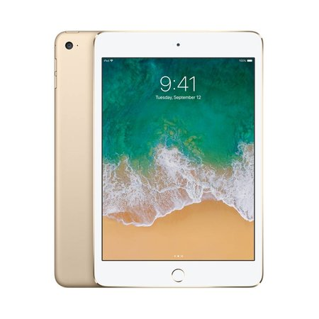 iPad Mini 4 128GB Gold Certified Open Box