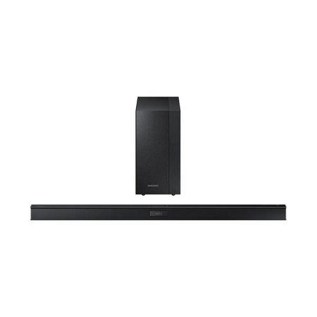 HW-KM45C 35.8-in / 2.1 Channel Soundbar with Wireless Subwoofer  / 300 watts Certified Openbox