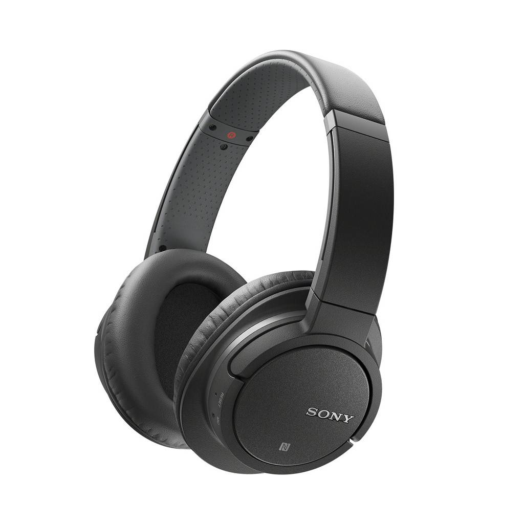 MDR-ZX770 Bluetooth Noise Cancelling Headphones with Built-in Mic