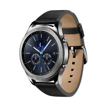 Gear S3 Classic Smartwatch with Heart Rate Monitor