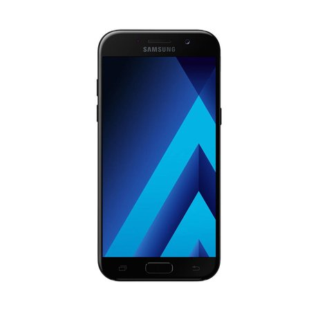 Samsung Galaxy A5 Smart Phone / Black  / 5.2-in Screen / 32GB / 90 Days Warranty Certified Open Box