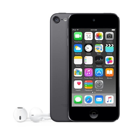 iPod Touch 6th Gen 16GB Space Gray Certified Open Box