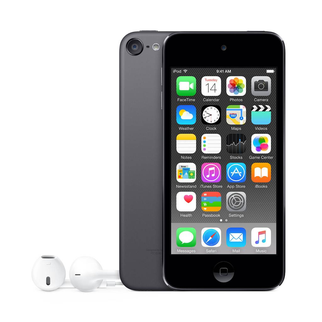 iPod Touch (6th Generation) 16GB - Space Grey