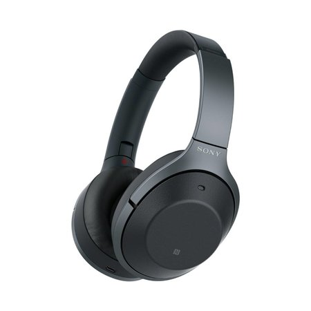 WH-1000XM2/B Wireless Noise Cancelling Headphones / Black ( Certified Open Box Product )