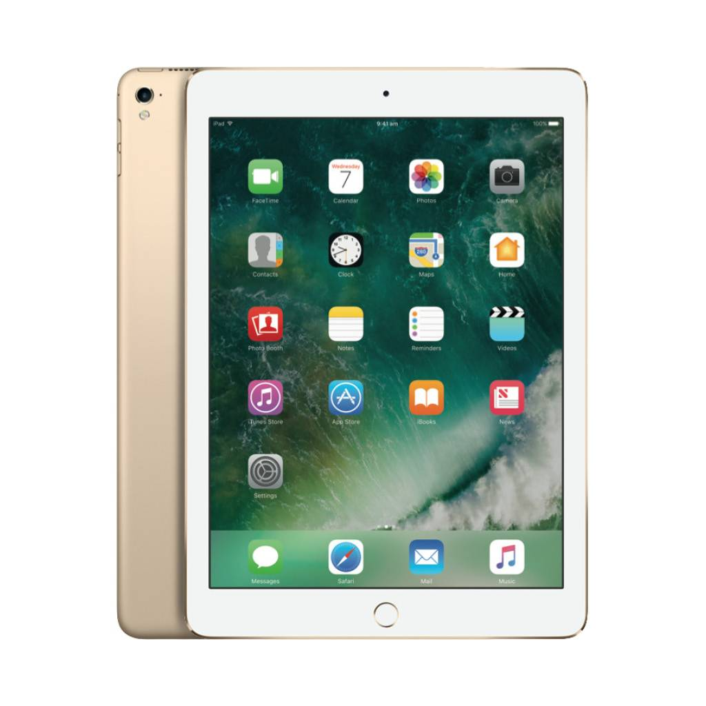 iPad Pro 9.7-in / A9X Chip / Wi-Fi / 32 GB / Gold Certified Open Box