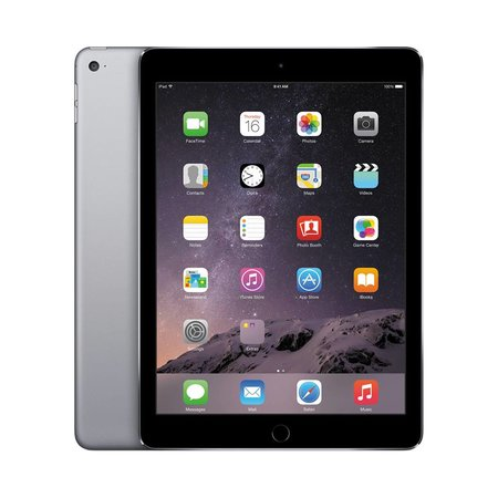 "iPad Air 2 9.7"" 128GB with WiFi - Space Grey"
