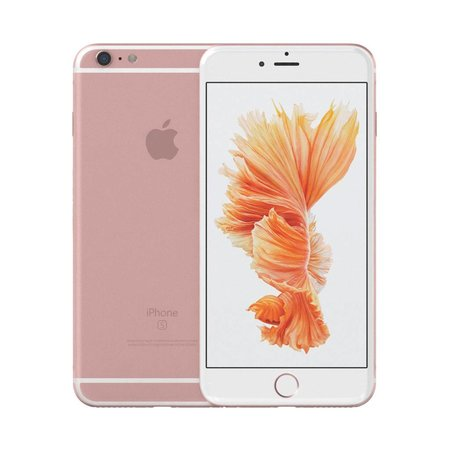 iPhone 6S Plus / 16GB Rose Gold (90 Days Warranty) Certified Open Box