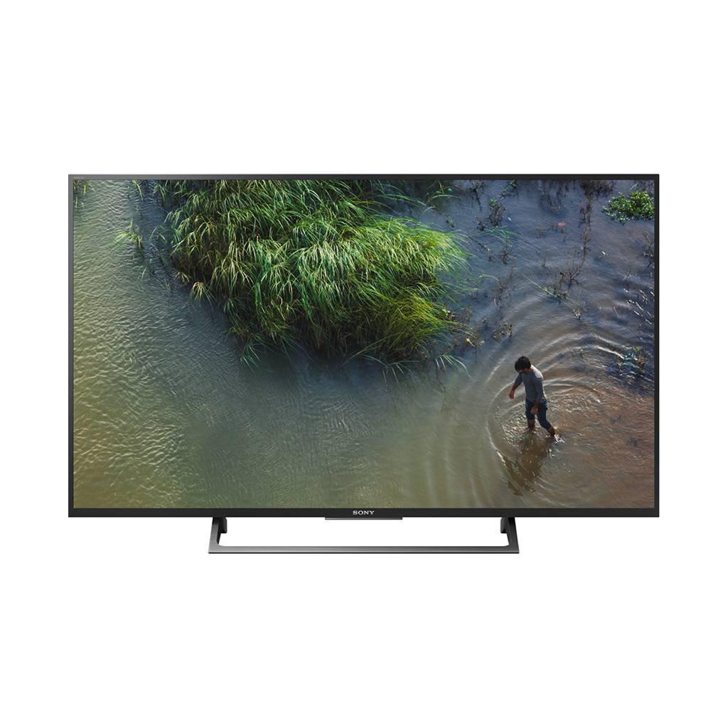 Bravia KD-43X720E 43-in LED / 4K UHD / 60HZ (Motionflow 240HZ XR) / Smart TV / Certified Open Box