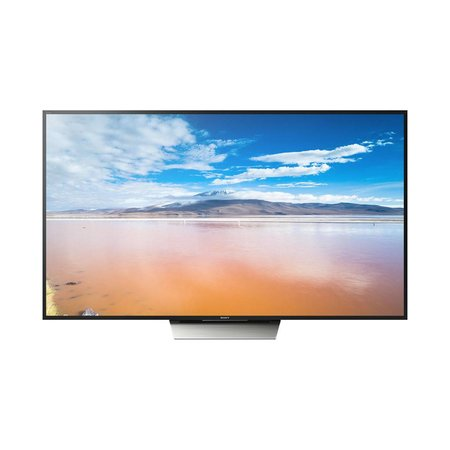Bravia XBR-85X850D 85-in LED 4K QFHD / 120HZ Motion Flow XR / Smart 4K TV/Certified Open Box