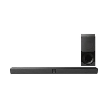 HT-CT290/B 2.1 Channel Ultra-slim Soundbar with Wireless Subwoofer/Certified Open Box