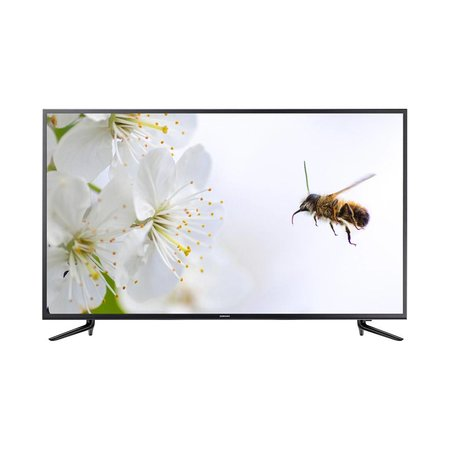 UN58MU6100 58-in LED /  4K UHD / 120HZ Motion Rate /  Smart TV/Certified Open Box