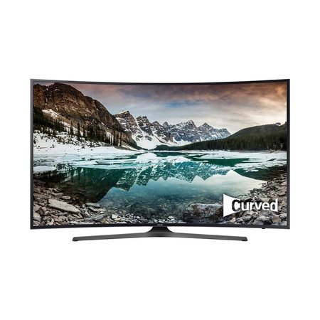 UN55MU6500 55-in LED / 4K UHD / 120HZ / Curved / Smart TV/Certified Open Box/
