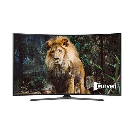 UN65MU6500 Curved 65-in LED 4K UHD / 120HZ Motion Rate / Smart TV/Certified Open Box/